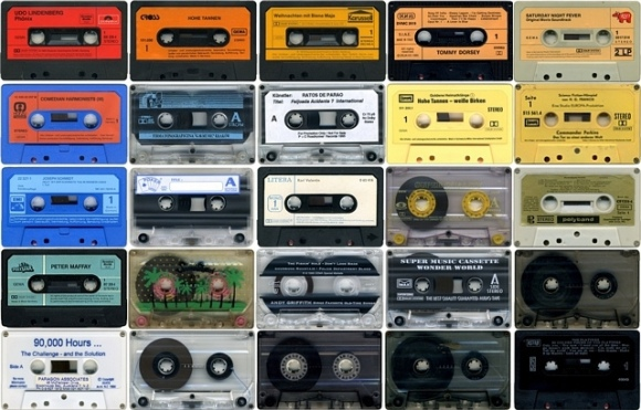 Cassettes on the comeback, as salesrise